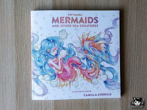 inkybox aout 2018 livre mermaids