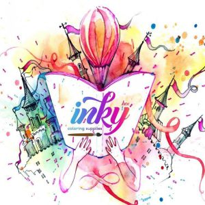 inkybox logo