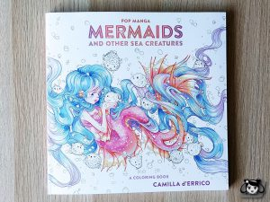 pop manga mermaids sea creatures