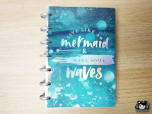 The Happy Planner Mermaidesque Mini