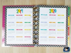 The Happy Planner Classic Miss Maker