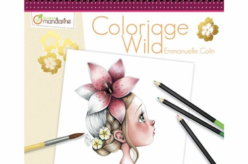 Coloriage Wild - Emmanuelle Colin