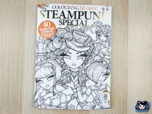 Colouring Heaven Steampunk Special